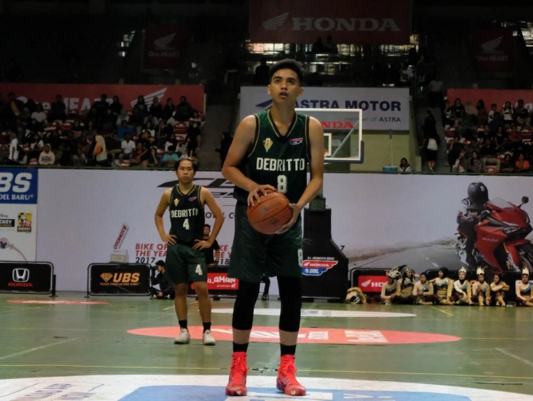 Edward Wirayudha Pemain Basket Ganteng Yang Pengin Jadi